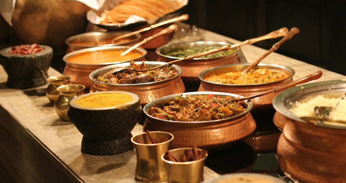 Indian Food Photo by PublicDomainPictures