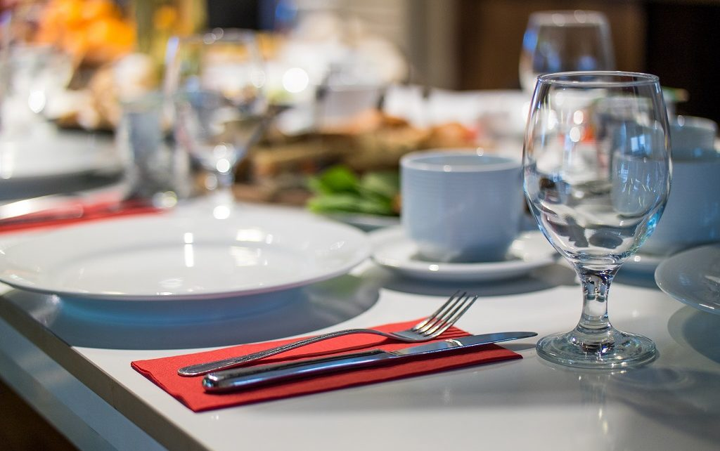 Secrets Of The Formal Place Setting